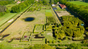 Overview Plantentuin